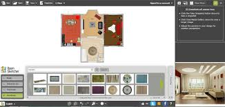 Easy Floor Plan Software Mac by Free Floor Plan Software Roomsketcher Review