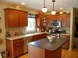 Kitchen Color Ideas With Cherry Cabinets Colors With Cherry Cabinets Countertop Exitallergy Com