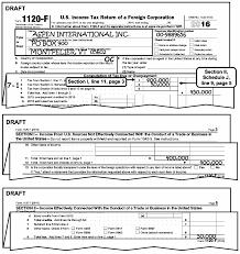 3 11 16 corporate income tax returns internal revenue service