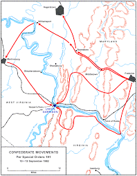 State Of Tennessee Map by American Civil War Campaign Area And Battle Maps