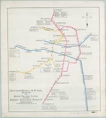 T Boston Map by Massachusetts Historical Society The Beehive