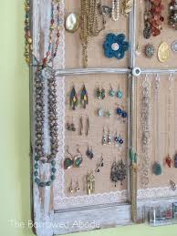 Decorating A Rental Home Best 25 Jewelry Storage Display Ideas On Pinterest Diy Jewelry