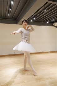 バレエ練習風景 