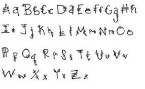 Different types of writing styles fonts   coraseg com br