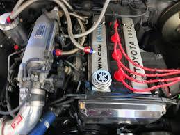 my 1985 toyota corolla gts ae86 hatchback liftback turns 30 1985