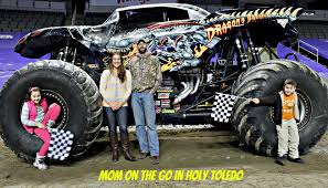 monster truck show missouri stomping into allentown s grave digger vs max d jam stlouis mo