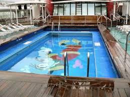 Disney Magic Floor Plan Disney Magic Goofy Pool Passporter Photos