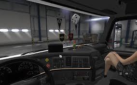 kenwood t600 trucks pack mod v1 5 ats american truck simulator mod ats mod