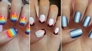 easy nail art for beginners 5 youtube