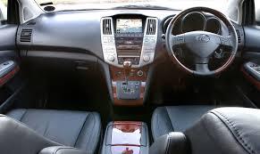 lexus rx400h vs mercedes ml lexus rx estate review 2003 2009 parkers