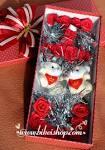 Toàn Quốc - [Bi Kei Shop] Hoa hồng <b>giấy</b> giá rẻ - đẹp - ý nghĩa