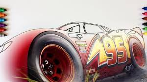 cars 3 lightning mcqueen it u0027s time to win coloring pages for