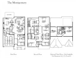 Elevation Symbol On Floor Plan The Montgomery The Providence Group