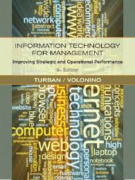 wiley information technology for management improving