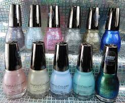sinful colors kandee johnson vintage anime nail polish collection