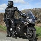 ironman motorcycle