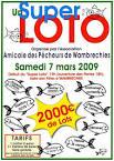 Tag - Loto - Amicale des Pêcheurs de Wambrechies