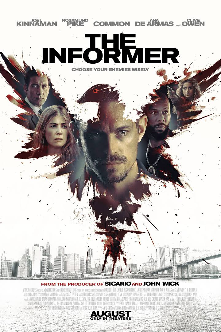 Image result for the informer movie