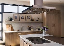 kitchen style elegant industrial kitchen designs with chimney