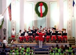 Holiday Concert By The Sag Harbor Community Band Along With The Long Island