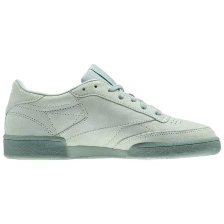Reebok Women Club C 85 Fashion Sneakers White 6