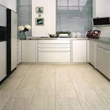 beautiful floor tiles for kitchen travertine floors set in a
