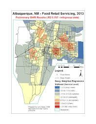 Unm Map Albuquerque Retail Food Store Locations