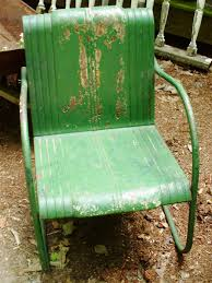 How To Clean Outdoor Patio Furniture by How To Tell If Metal Furniture And Decor Is Worth Refinishing Diy