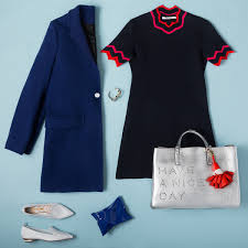 fashion month outfits day barneys new york day anya hindmarch