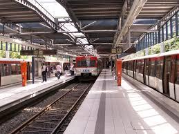 Norderstedt Mitte station