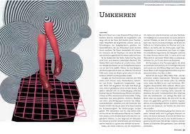 Inverted Vision / Tagestipp-Zitty, Berlin, January 2011. ––––. Umkehren. Inverted Vision / review from Frauke Pahlke, pony magazin #56, September 2010 - Umkehren1