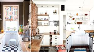 Small L Shaped Kitchen 19 Beautiful Showcases Of U Shaped Kitchen Designs For Small Homes