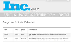 Good News Letter Sample Business by The Complete Guide To Choosing A Content Calendar