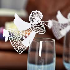 aliexpress com buy new 50pcs lot wedding cup card home decor