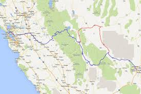 Greyhound Routes Map by San Francisco To Las Vegas All Ways To Make The Trip