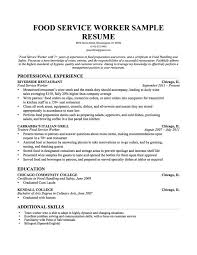 Resume Examples  Resume Objective For First Job  additional skills