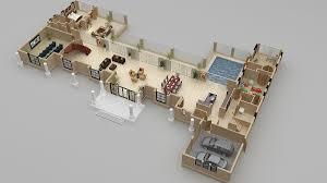 3d floor plan design interactive 3d floor plan yantram studio best