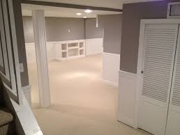 interior design grey wall interior with cool wainscoting ideas