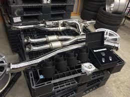 nissan 370z ark exhaust ni35t qt11m armytrix titanium valvetronic catback exhaust quad