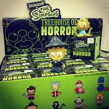 the simpsons halloween of horror tate u0027s comics inc the simpsons treehouse of horror