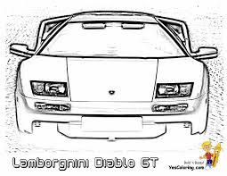 rich relentless lamborghini cars coloring lamborghini free
