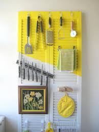 Ideas For A Small Kitchen Space by Organization And Storage Ideas For Small Spaces Hgtv