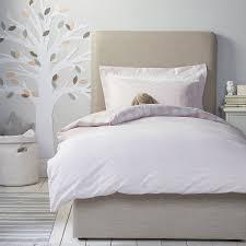 children u0027s bed linen cot single u0026 double the white company