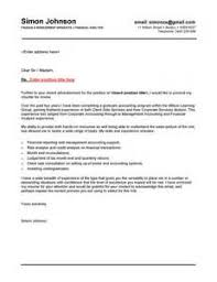 Cv Cover Letter Examples Uk