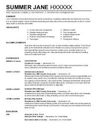Good Resume For Accounting Student   Sample Customer Service Resume