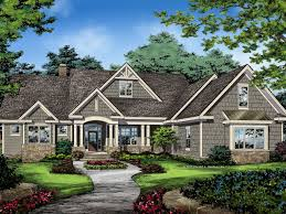 Ranch House Plans With Wrap Around Porch Home Design 27 Single Story Farmhouse Plans Wrap Around Porch