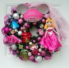 disney princess sleeping beauty aurora wreath