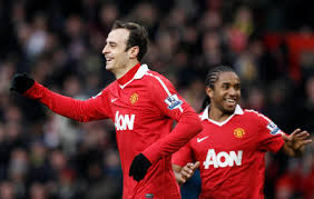 Manchester United 1-0 Bolton, but (Berbatov) et résumé vidéo (Premier League, 30ème journée, 19 mars 2011)