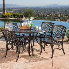 Patio Furniture Mobile Al by Aluminum Patio Furniture Shop The Best Outdoor Seating U0026 Dining