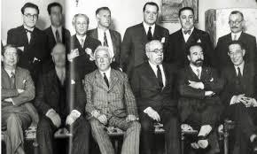 Integrantes del Pacto de San Sebastián